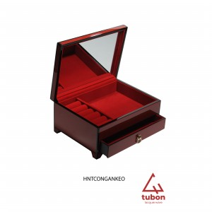 JEWELRYBOX 302214RED